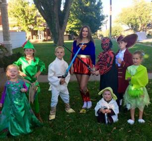 Become An Au Pair - Preparing for Halloween