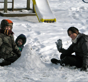 Surviving Snow Days as an Au Pair in America