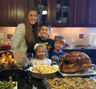 Become An Au Pair - Learn About Thanksgiving